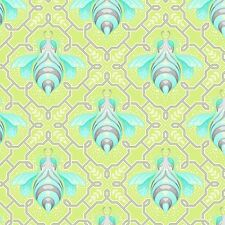 """Tula pink """" Bumble - Bumble Bee - Sprout, quilting fabric"""