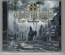 (HG906) Claimed For Damage, Black Ghost - 2011 CD
