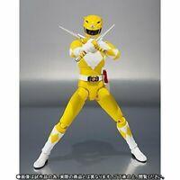 S.H.Figuarts Kyoryu Sentai Zyuranger TIGER RANGER Action Figure BANDAI Japan