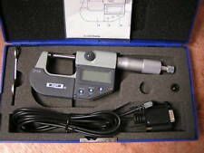 PRECISIONE 3-KEY 0-25mm elettronico digitale esterno Micrometro