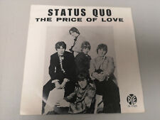 """STATUS QUO """"THE PRICE OF LOVE"""" ORIG PORT 1969 RARE"""