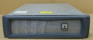 NetApp V3240 Filer System 1x 111-00693 Controller 1x 111-00647 Expansion 2x PSU