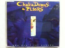 Chaka Demus & Pliers She don't let nobody 1993 Maxi-CD Ragga reggae hiphop