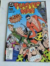 Plastic Man #1 November 1988 DC Comics