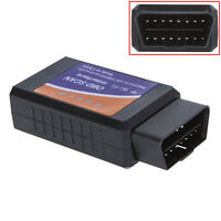 ELM327 WiFi OBD2 Car Auto Diagnostics Scanner Code Reader for iPhone  Android