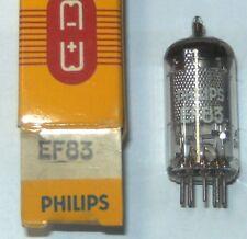 EF83 electronic tube Philips