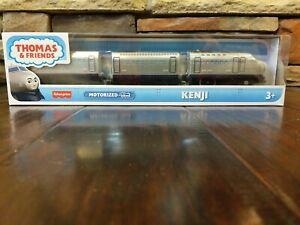 Kenji TrackMaster 2020 Motorized Train Brand New In Box Thomas & Friends