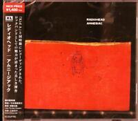 RADIOHEAD-AMNESIAC-JAPAN CD C68