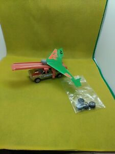 Hot Wheels Red Line 1968 Sky Show Fleet Side With Glider