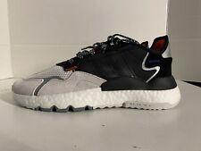Brand new nite jogger 3m core black crystal white EF9419 mens sneakers