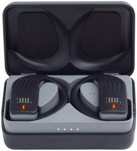 JBL Endurance PEAK Waterproof True Wireless In-ear Sport Headphones - Black