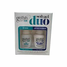 Gelish Soft Gel Duo Primer 0.5 oz & Adhesive 0.5 oz #1121802