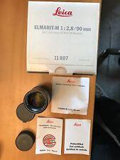Leica M f/2,8 90 mm Elmarit-M 11807