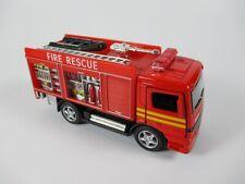 Feuerwehr Truck Fire Department 12 cm ,Modellauto diecast,metall