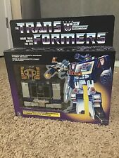 Hasbro Transformers Vintage G1 Exclusive Decepticon Soundwave