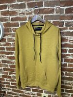Public Opinion Men's Maroon Hooded Sweatshirt Size 2XL Nwot