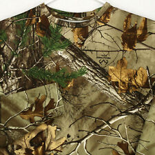 REDHEAD REALTREE CAMO CAMOUFLAGE L/S BASE LAYER SHIRT MEN'S S SMALL