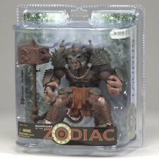 McFarlane Warriors of the Zodiac - Taurus Figure *NEW*