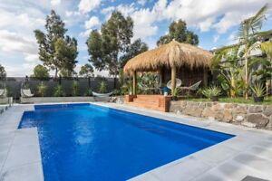 7m Fibreglass Swimming Pool D.I.Y Kit