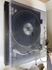 Sanyo TP 825D - 2 Speed Stereo Direct-Drive Turntable Record Player