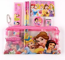 Disney Princesses Snow White Pencil Case With Accessories US Seller New