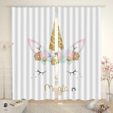 Sharp Steps Eager Sky 3D Curtain Blockout Photo Printing Curtains Drape Fabric