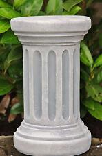 Médium Colonne Pierre Sculpture en Fonte Neuf Frostfest Embase Podium PO-1014