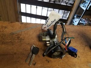 2000 SUBARU FORESTER  IGNITION SWITCH ASSEMBLY W/ KEY