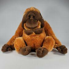 Orangutan Gorilla Ape Monkey Plush Stuffed Animal Nwt