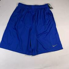613599 New With Tag Men's Nike 2.0 Fly Training Short Dri-Fit Blue