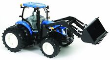 New Holland Plastic Diecast Farm Vehicles