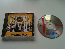 Kaoma - WORLD MIX - CD Album © 1990 (5 Remixes, 5 Dub Mixes: Lambada,Grille..