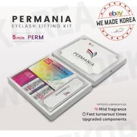 PERMANIA Eyelash Lifting Kit 5minute Lash Perm Set Glue+Boost+Wand+Rod+ETC