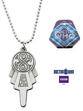 Doctor Who 7th Doctor's TARDIS Key Pendant Necklace