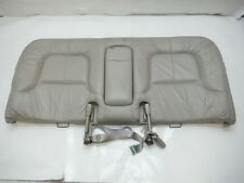 2002 BUICK PARK AVE SEDAN A/T REAR UPPER SEAT CUSHION BACK OEM LEATHER 2000 2001