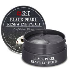 [SNP] Black Pearl Renew Eye Patch, Vitalize & Brighten Skin - 1.4g x 60ea