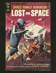 Space Family Robinson Lost In Space # 35 VG/Fine Cond.