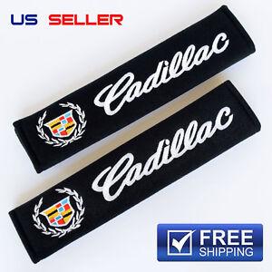 SHOULDER PADS SEAT BELT 2PCS FOR CADILLAC SP05 - US SELLER