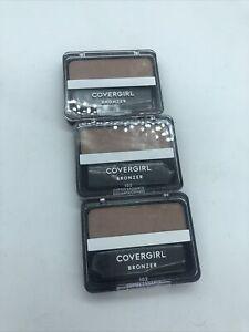 3 Covergirl Cheekers Bronzer Blush Copper Radiance 102