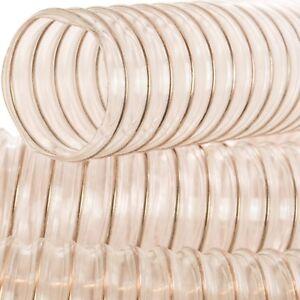 AWM Absaugschlauch 0,4mm Absauganlage Spiralschlauch Flexschlauch -Meterware