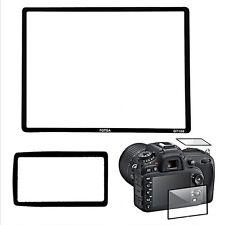Fotga Displayschutz Glas für Nikon D7100 Panzerglas Schutzfolie GGS 2 in 1 7200