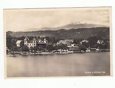 CARTE POSTALE ALLEMAGNE  VELDEN A WORTHER SEE