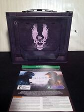 Loot Crate Exclusive Halo 5 UNSC Ammo Tin Lunch Box New + Supply Req pack code