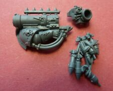 NEW Tactical Chaos Marines MISSILE LAUNCHER SET - Bits - 40K