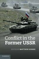Conflict in the Former USSR, , New condition, Book