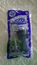 McDonald's Happy Meal Toy - 2007 Flywheels #3 Monster Wheel 1 Toy ***NEW***.