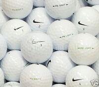 50 Near Mint Nike PD Soft AAAA Used Golf Balls (4A)