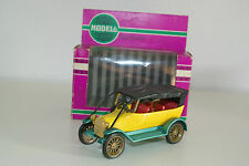 GAMA 1191 991 OLDTIMER FIAT 1911 MIT VERDECK MINT BOXED!!!