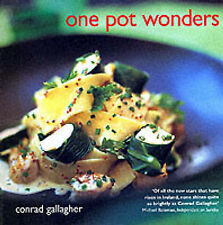 One Pot Wonders, Gallagher, Conrad   Paperback Book   Acceptable   9781856264136