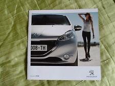 Peugeot 208 Catálogo presentación